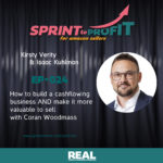 Ep.24 How to Scale Your Business to Make It More Valuable to a Buyer with Coran Woodmass