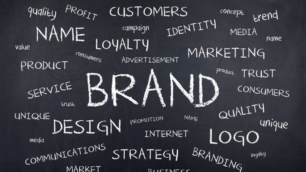 Branding builds assets and recognition