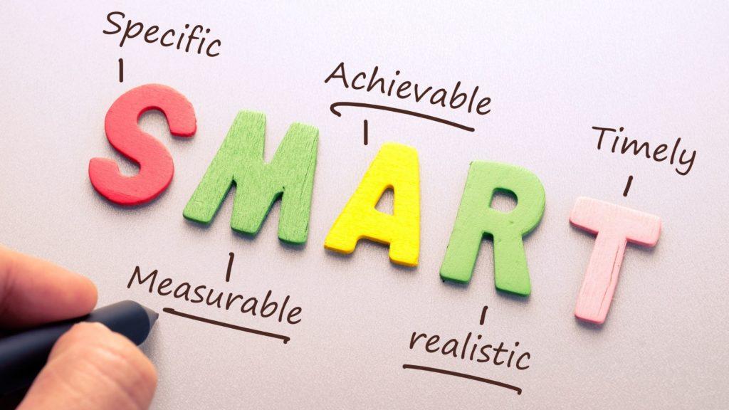 start an amazon business with smart goals