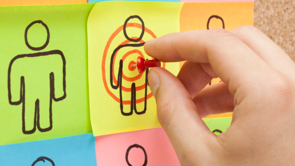 brand positioning - finding your ideal client